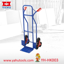 Heavy-duty and foldable second hand pallet trucks