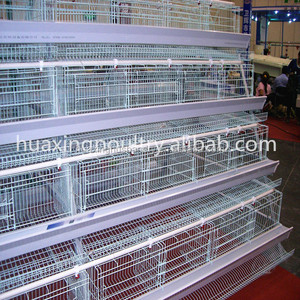Poultry design layer chicken cages for kenya poultry farm
