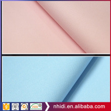 poplin 1/1 dyed hospital 150gsm medical cotton spandex fabric