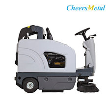 Ride On Warehouse Vacuum Cleaning Floor Sweeper