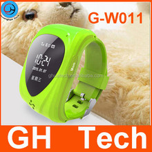 GH Wrist Watch GPS Tracker G-W011 No month fee Tracking software