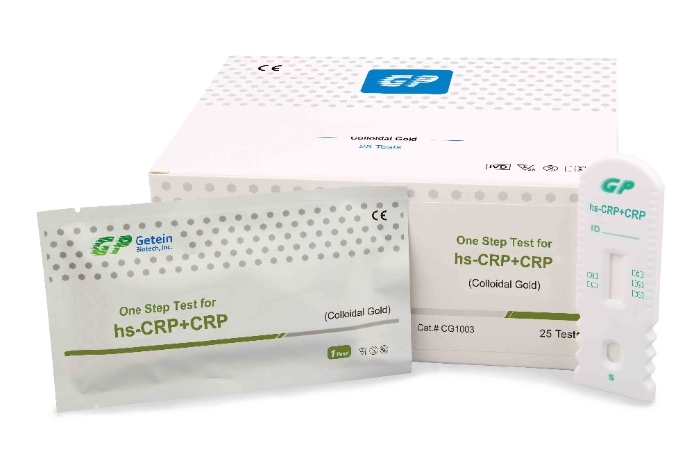clinical use CRP hs-crp rapid test