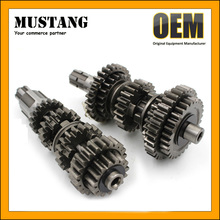 China Manufacturer OEM Motorcycle Main and Counter Shaft with Good Quality