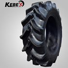 Deep tread rice and cane tractor tires with R2 pattern