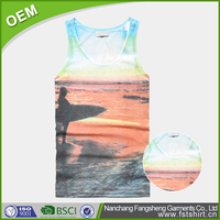 High quality teen girls sexy fashion vest and plain gym vests or waistcoat vest wholesale custom