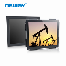 Metal Housing Capacitive HD Touch Screen 19 Inch Open Frame LCD Monitor
