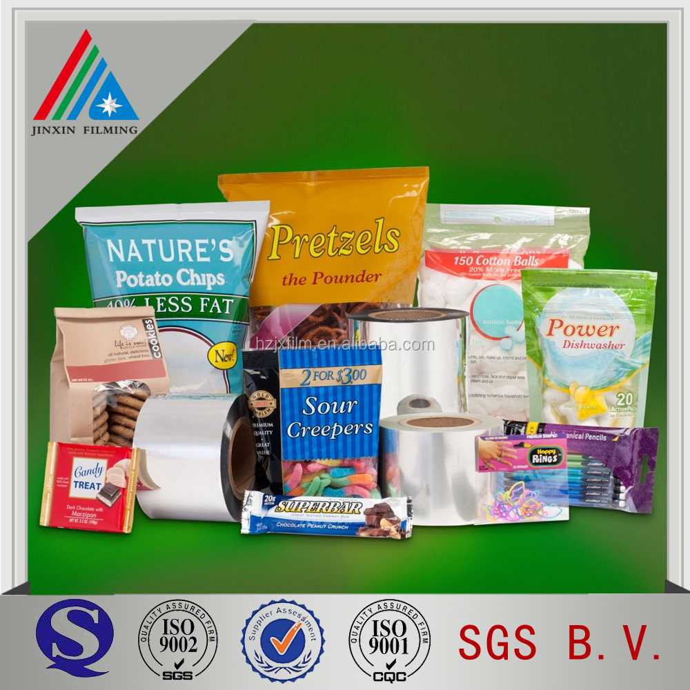Palstic food packaging PET product