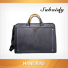 Large Pu Leather Business Bag Mens