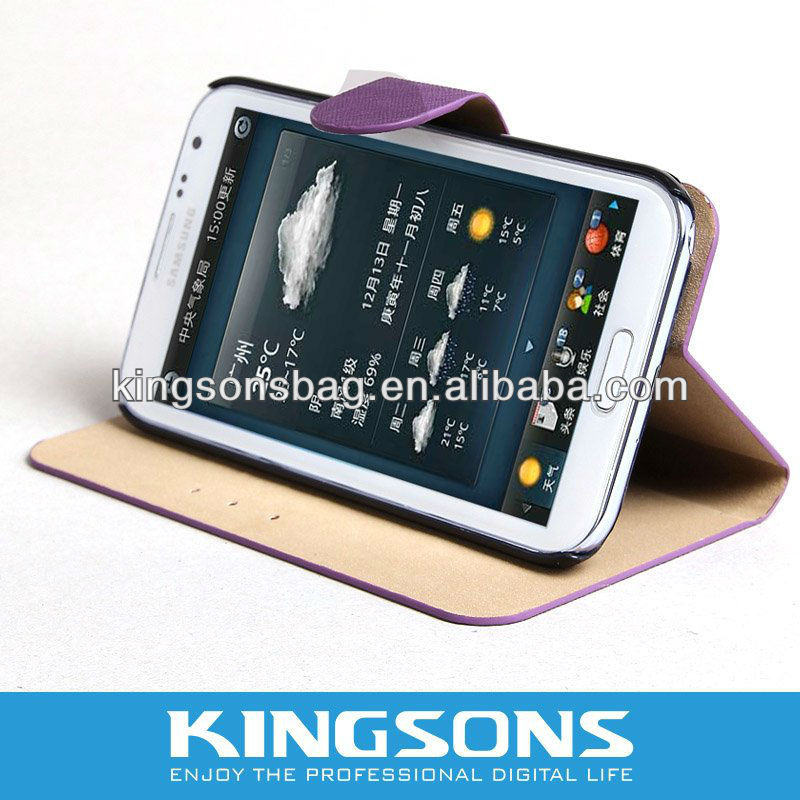 Colorful Protective case Cover for Samsung N7100 K8464U
