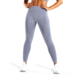 High waisted workout seamless leggings ladies nylon and spandex yoga pants