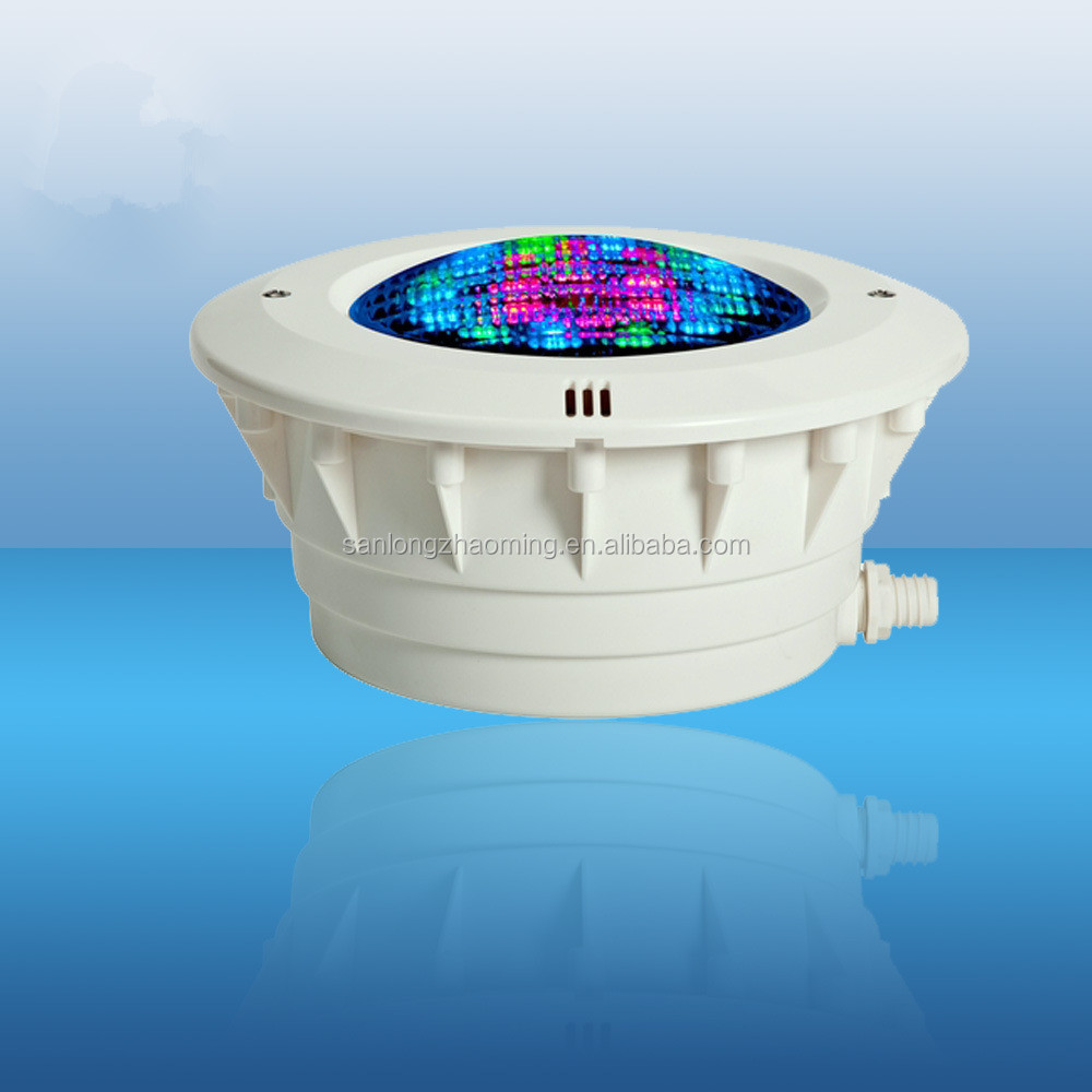 Recessde LED par56 underwater swimming 12v led pool light for concrete pools