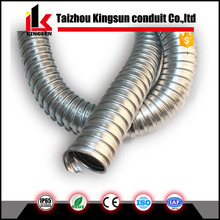 "1-1/2"" Steel Electrical Corrugated gi flexible conduit & hoses"