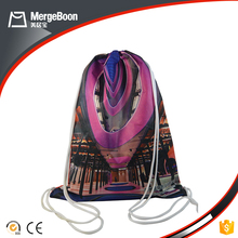 New arrivals fashion colourful drawstring bag