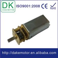10~13mm low speed high torque 3-volt motor