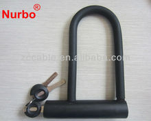 SL328 U type bike and motorcycle lock