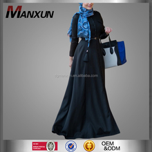 New Model Abaya In Dubai Wholesale Black Muslim Abaya Sexy Arabic Ladies Clothing