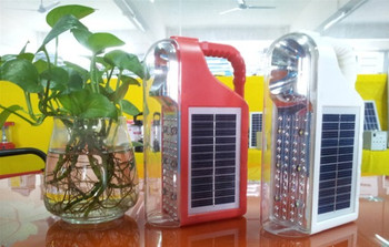 0 .3w rechargebable solar led lantern