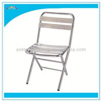 Garden outdoor child size metal folding chairs