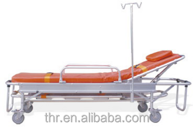 THR-2B Aluminum Alloy Ambulance Folding Stretcher