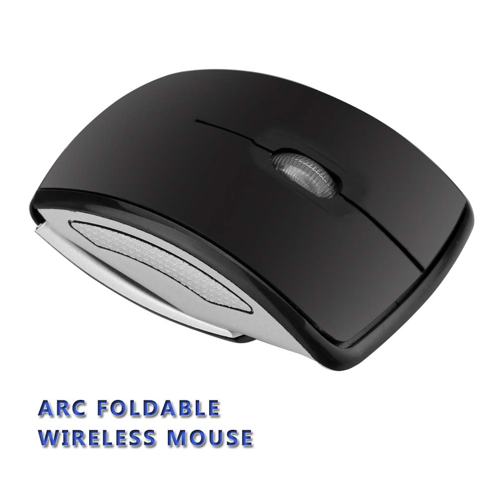 Promotional Customized Printed Foldable Wireless Mouse