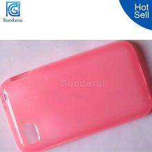 Mix colors TPU Gel Cover Case for Blackberry Q5