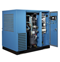 High efficiency frequency screw air compressor