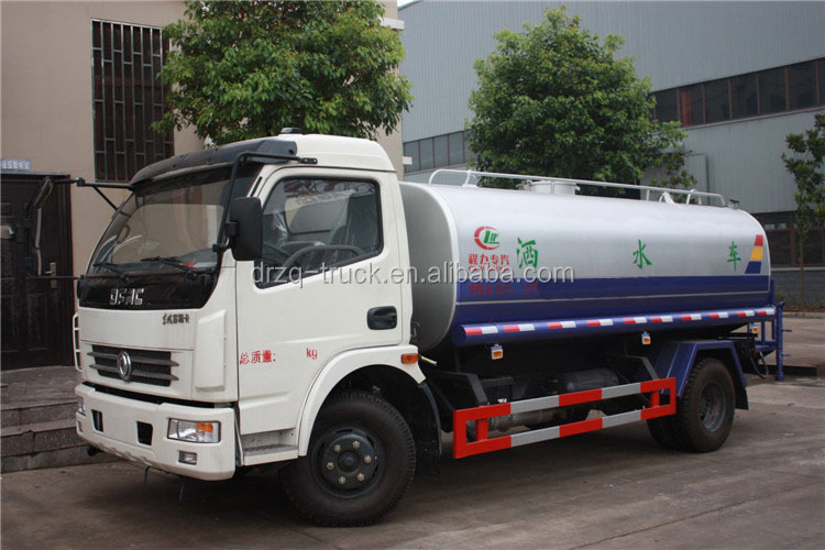 2016 new lower priceDongfeng DFAC hot sale 4x2 5000L water tank transport truck for sale in China ,manufacture