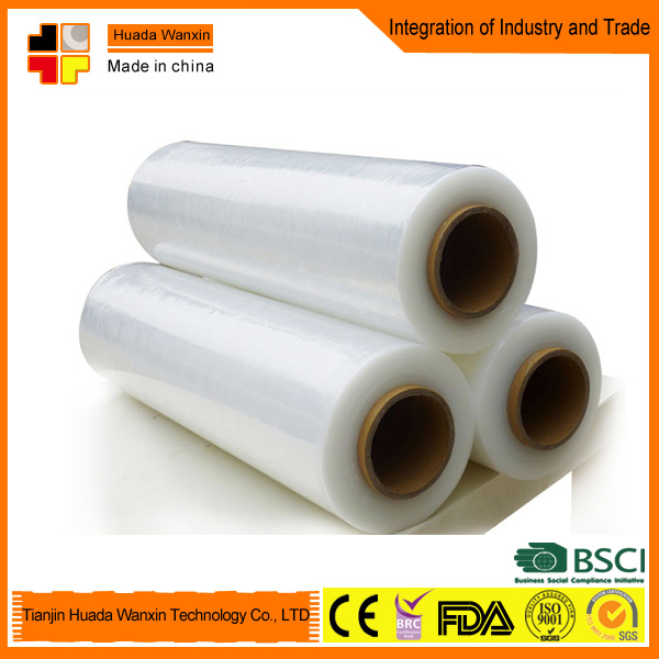 Good Tensile Strength LLDPE Stretch Film