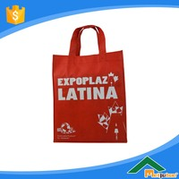 Recycled non woven shopping bags with low price
