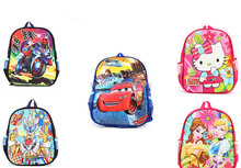 Factory sales 3D style fashion dora school bag for girls