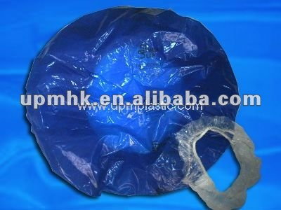 disposable plastic equipment cover