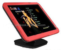 "19"" touch screen monitor cheap, ir 2 points touch screen monitor"