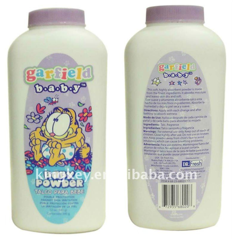 baby powder/baby talcum powder/soft fragrance baby powder