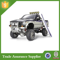 Tamiya Toyota Resin Model Car Hilux High Lift Kit