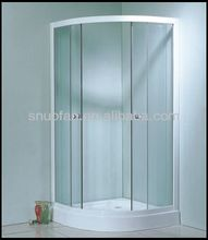 Snuofan aluminum frame steam shower room