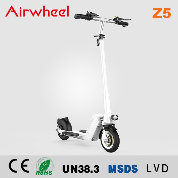 Chinese Cheap 3 Two Wheel Electric Mobility Scooter For Adults and Kids Airwheel Z5