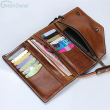 Trendy Folding Leather Coin Purse, Coin Purse With Key Holder, Card Holder Zipper Pocket