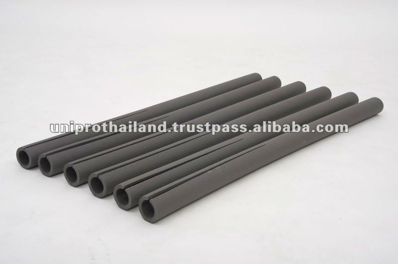 PE Thermal Insulation tube forming
