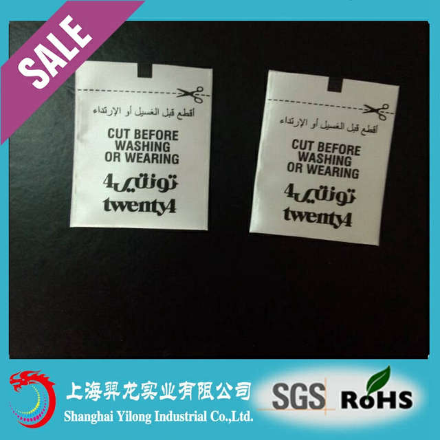 Made in China Anti-Theft Eas Jewelery Security Rf Soft Label for chain store