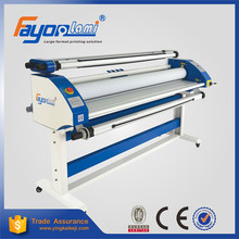 Automatic paper hot roll to roll sheet lamination machine, Auto feed thermal lamination machine