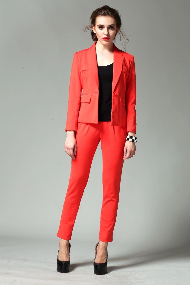 Ladies Skirt Suits Women Business Suit Fashion plus size