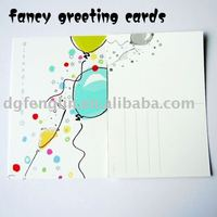 fancy invitation greeting cards making