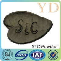 Sell Black Silicon Carbide powder with Good Price