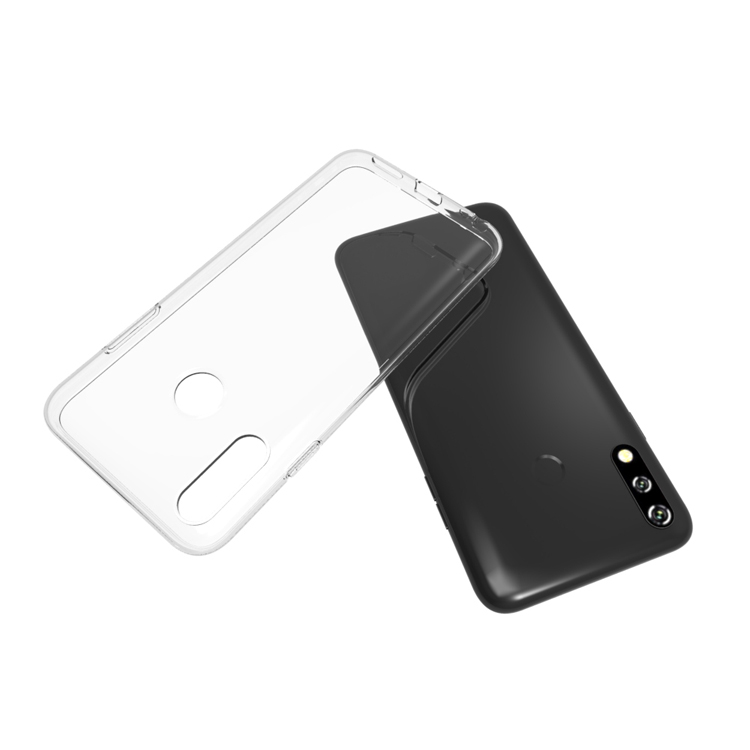 Soft Gel TPU Clear Case Cover For LG <strong>W10</strong> Mobile <strong>Phone</strong>