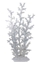 ocean series artificial white coral christmas ornament