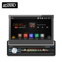 With GPS Bluetooth WIFI Quad Core 7inch capacitive screen autoradio android 1 din