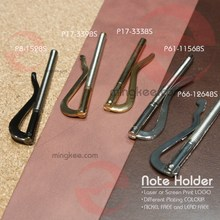 professional factory high quality metal nice looking anti brass snap hook