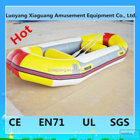 High quality with cheap price inflatable boat with motor