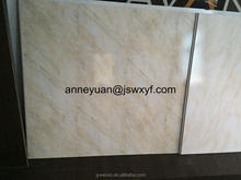 pvc wall cladding panel/pvc ceiling panel in bathroom