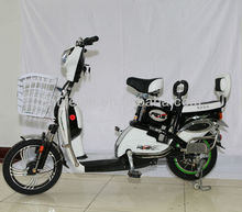 "16"" two seats 48V SLA battery 350W e-bike /electric bike"
